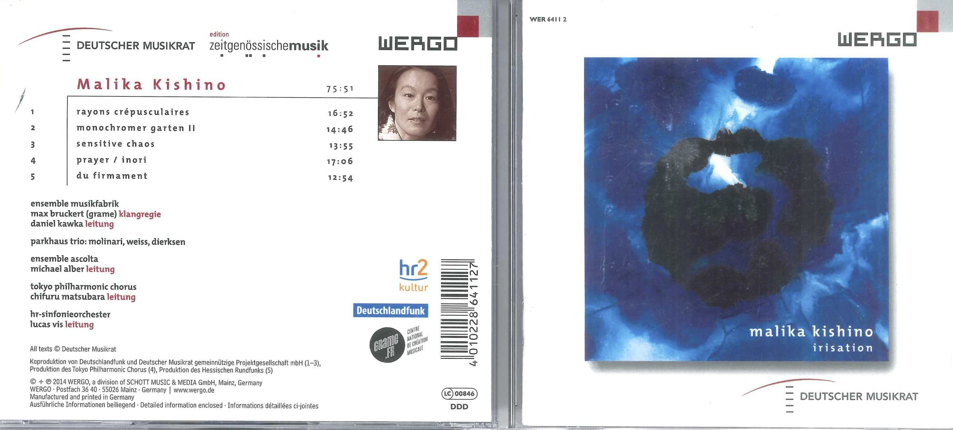 Various - Wergo Collection II - Music Of Our Time - Musik Unserer Zeit